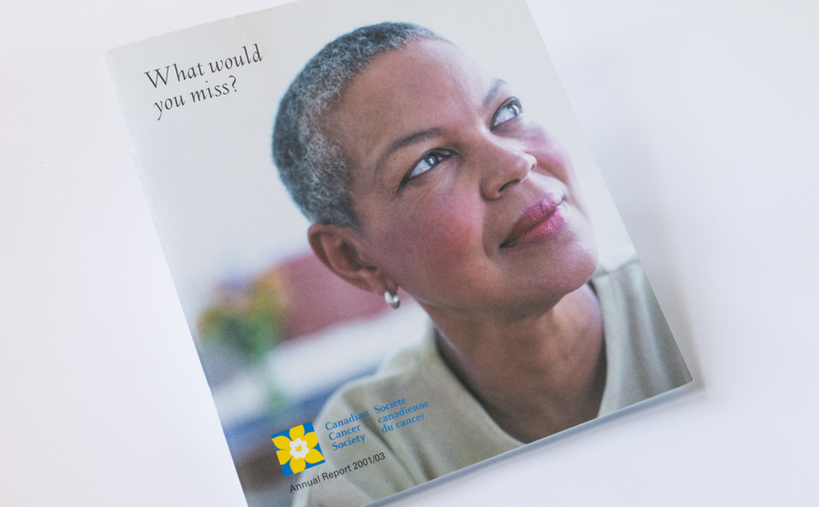 Canadian Cancer Society Annual Report