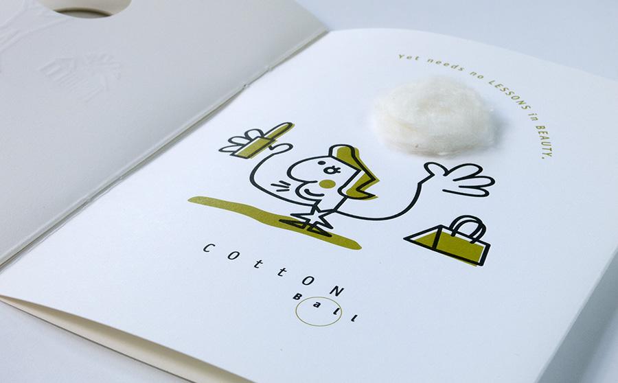 Cotton onto Crane Paper