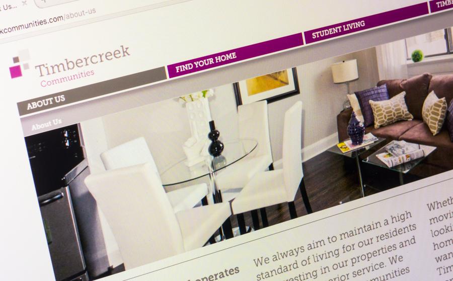 Timbercreek Web Copy Approach