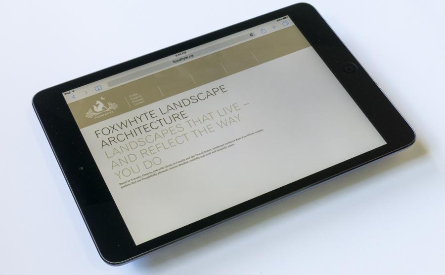 FoxWhyte Website