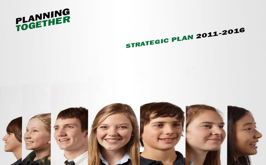 Greenwood College Strategic Plan