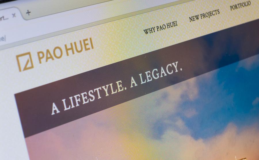 Pao Huei Tagline